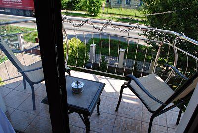 Flora Luxury House Balcony, balcon cu vedere la cetatea medievala Room with Castle View