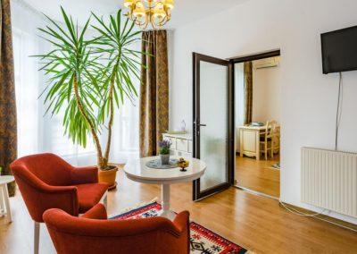 Flora Luxury House, Sighisoara - Suita cu 2 dormitoare, pentru 3 persoane