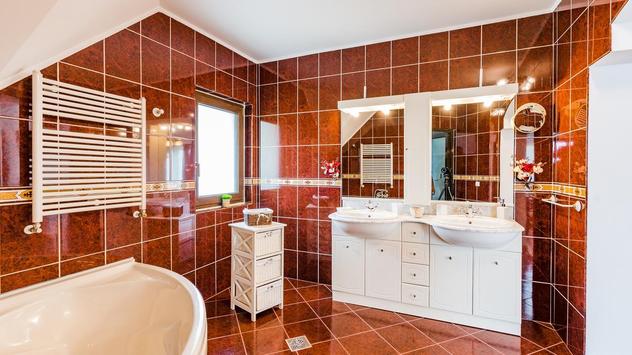 Cazare Flora Luxury House Sighisoara - Camenra Dubla Deluxe cu baie Open Space